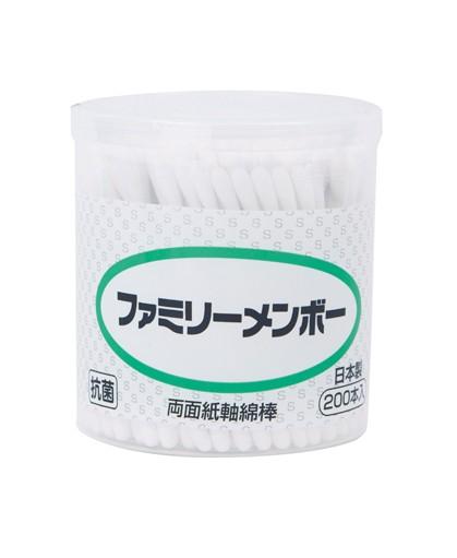 【衛生材料・器具】ファミリーメンボー 200本