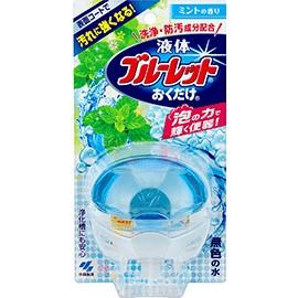 【消臭】液体ブルーレットおくだけ ミントの香り 70mL