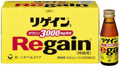 【その他・雑貨】(指定医薬部外品) リゲインs 100ml×10本