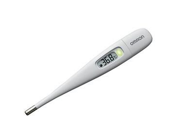 【体温計】(管理医療機器) オムロン電子体温計 けんおんくん MC−687